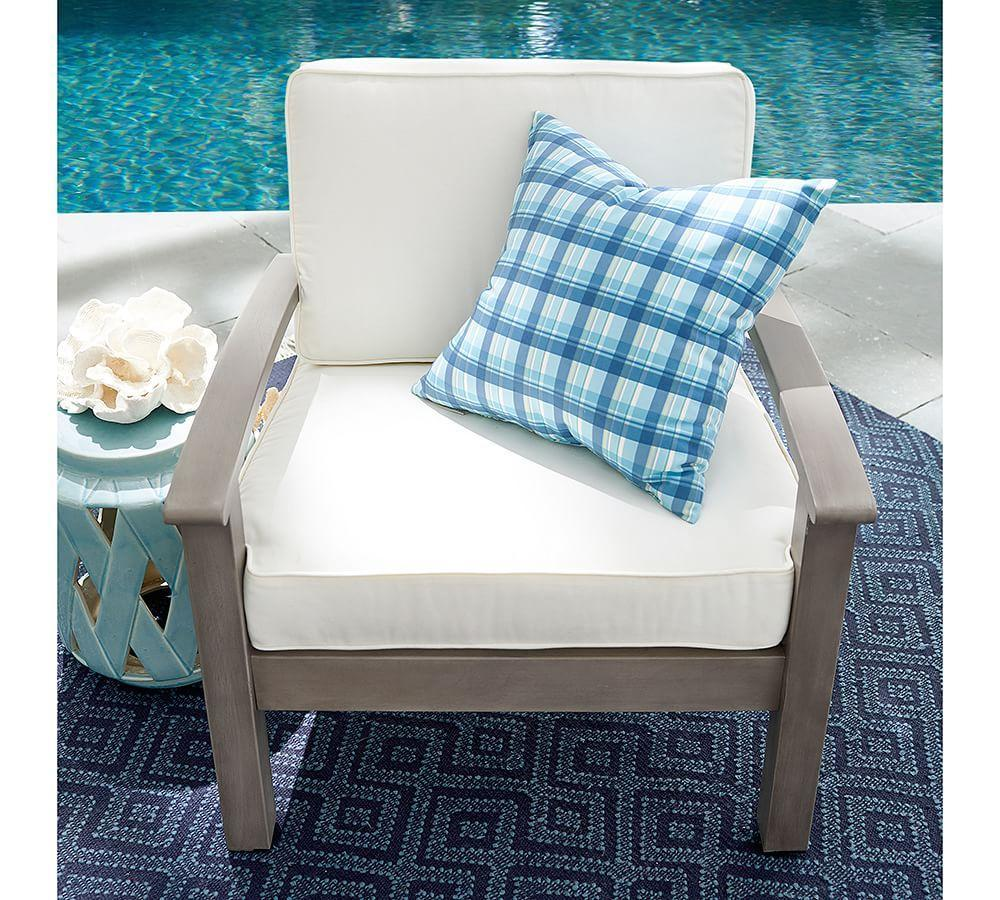 Chatham Occasional Chair, Gray