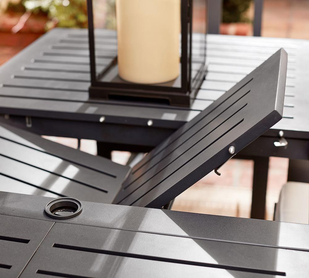 Indio Metal Table & Chair Dining Set