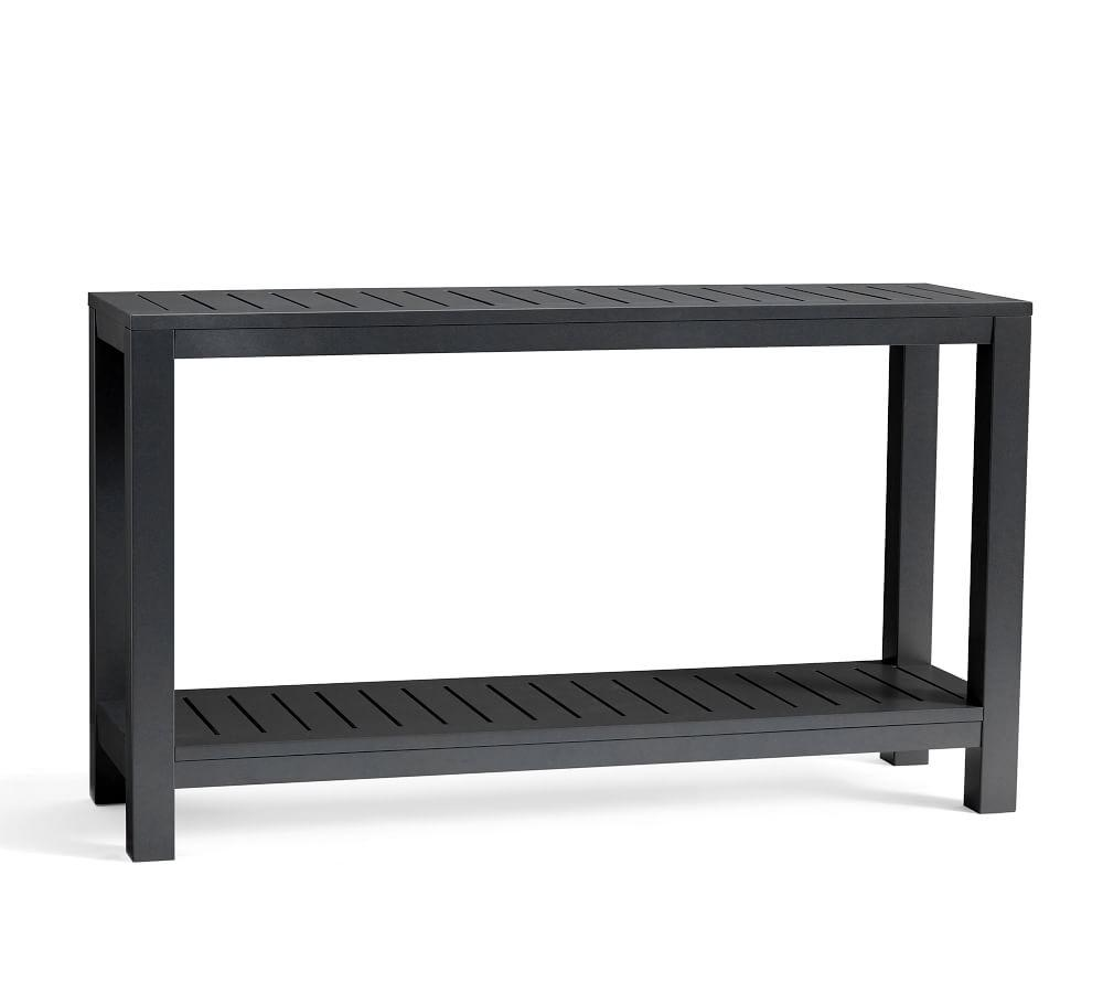 Indio Metal Console Table