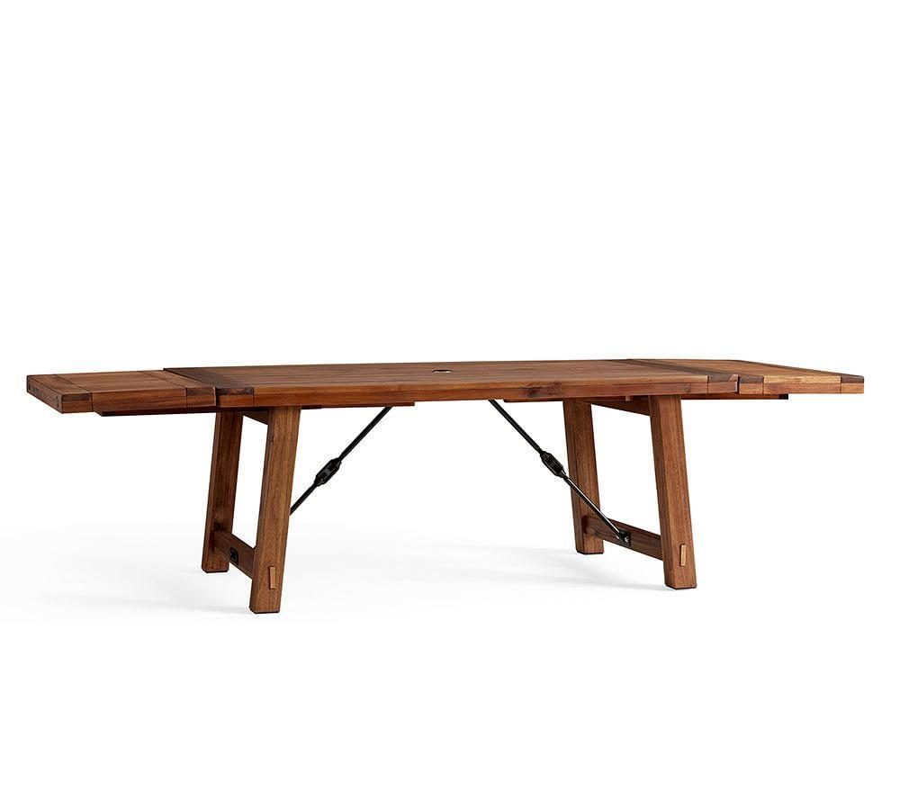 Benchwright Outdoor Rectangular Dining Table