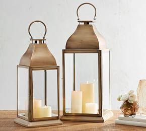 Chester Brushed Lantern