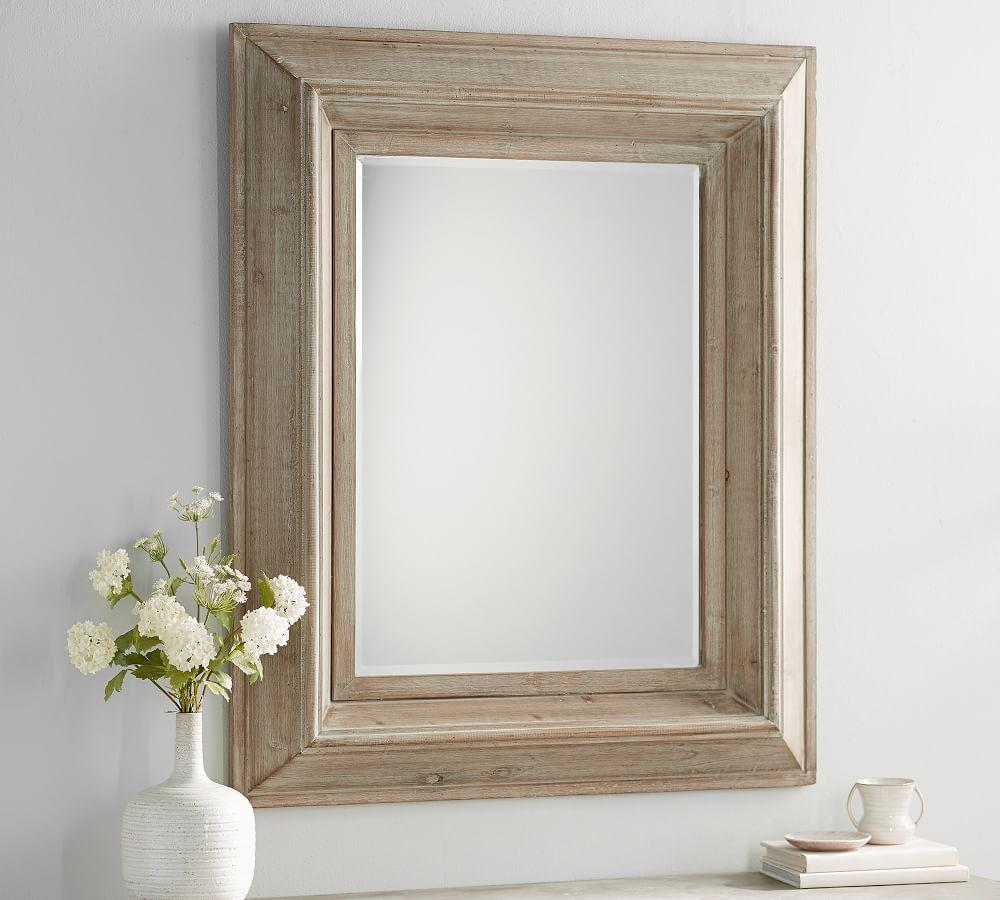 Beacon Wood Mirror