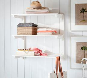 Declan Closet Triple Shelf