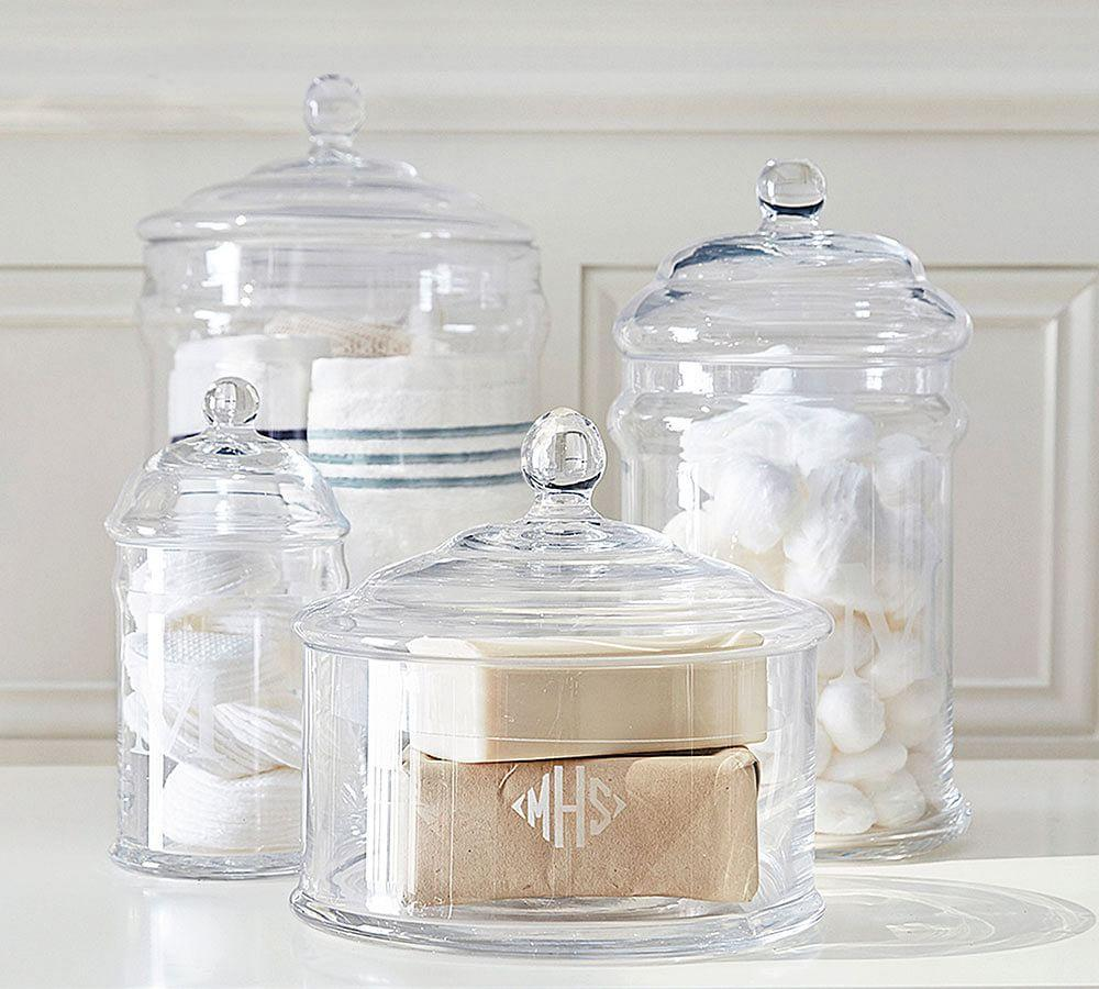 PB Classic Glass Canister