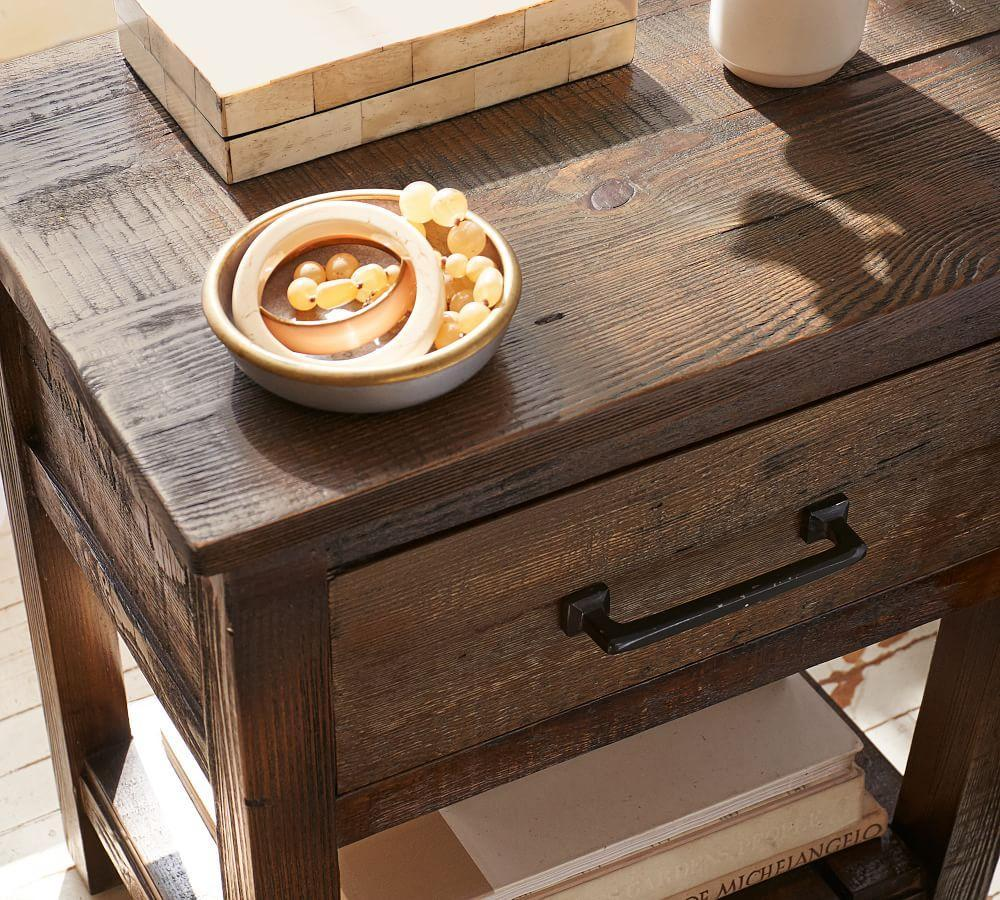 Paulsen Reclaimed Wood Nightstand