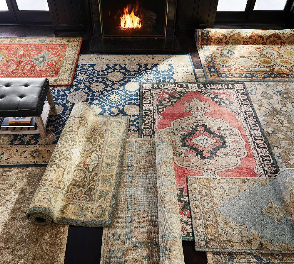 Finn Hand-Knotted Rug
