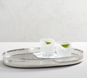 Harrison Oval Tray
