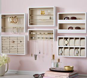 Mia Modular Jewelry Storage Collection