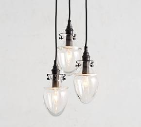Alvar 3-Light Chandelier