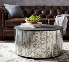 Coffee Amp Accent Tables Pottery Barn Ca
