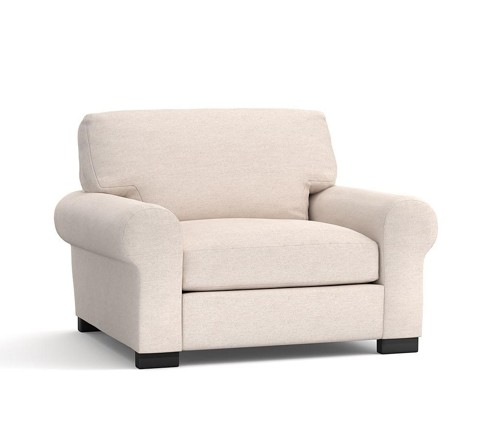 Turner Roll Arm Upholstered Armchair