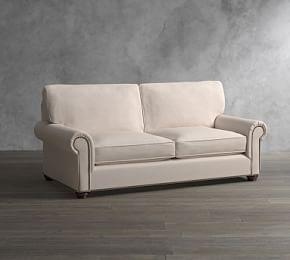 Webster Roll Arm Upholstered Sofa 85
