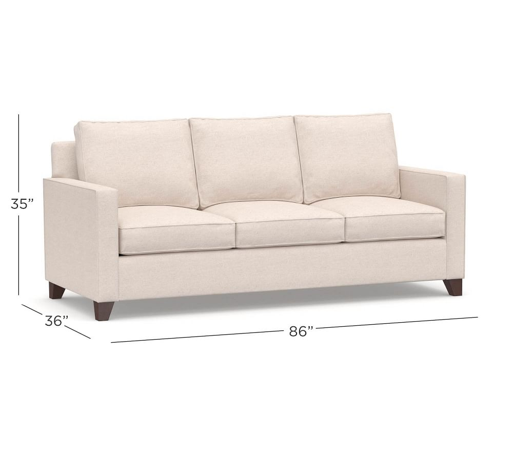 Chesterfield Tufted Grand Sofa Pottery Barn Ca