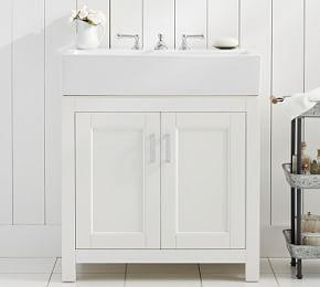 Modern Farmhouse Sink Vanity