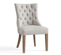 Hayes Tufted Dining Chair