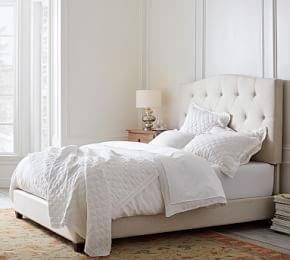 Elliot Upholstered Bed