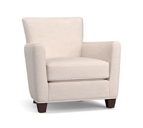 Irving Square Arm Upholstered Armchair