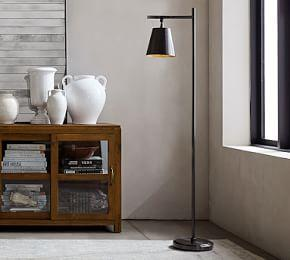 Zane Rotating Floor Lamp