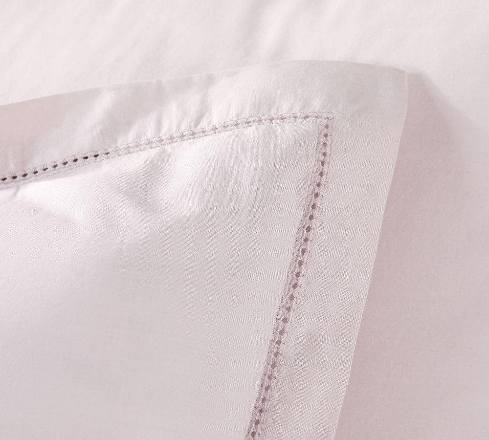 Washed Cotton Organic Sham