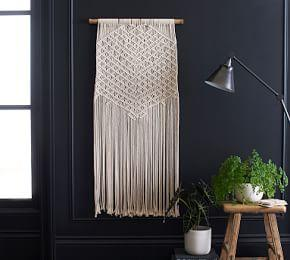 Farro Macrame Wall Art