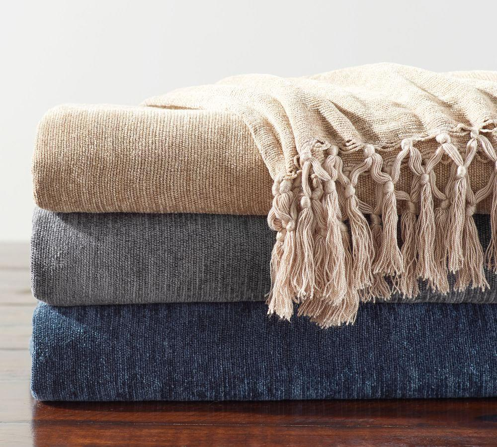 Trista Fringe Throw