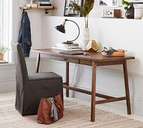 Mateo Rustic Large Desk