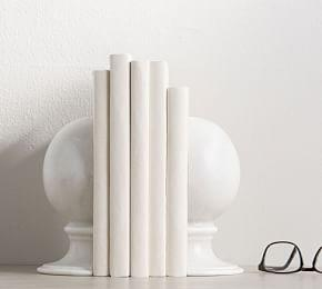Marble Finial Bookend
