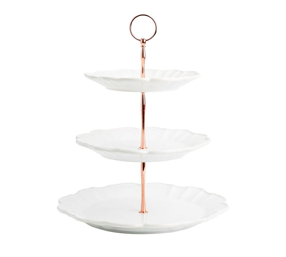 Monique Lhuillier Juliana Three Tiered Stand