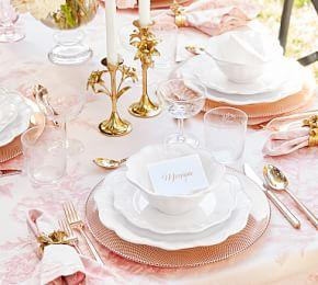 Monique Lhuillier Juliana Dinnerware 16 Piece Set
