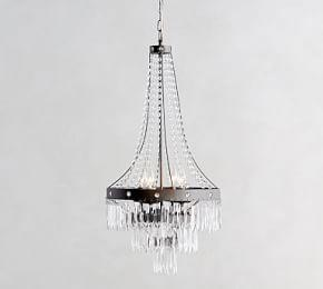 Annette Crystal Chandelier