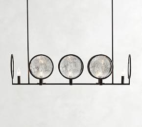 Bellatrix Mercury Chandelier