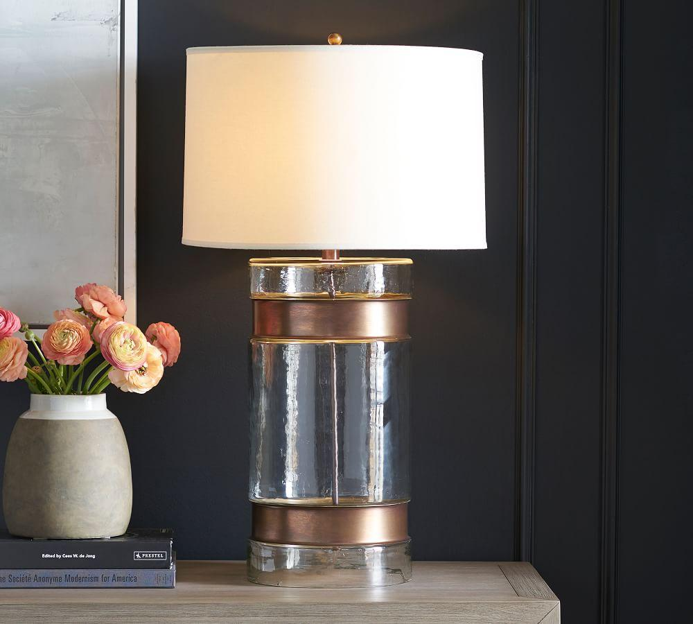 Bailey Tall Table Lamp Base