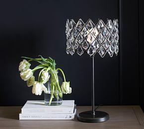 Arden Crystal Table Lamp