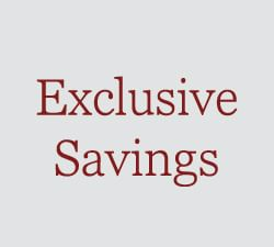 Shop All Exclusive Savings