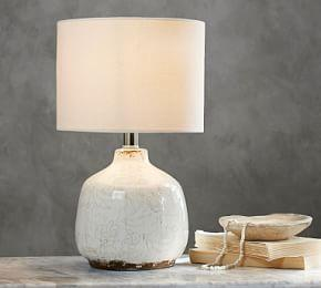 Jamie Young Bethany Ceramic Table Lamp