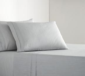 Tencel™ Chambray Pillowcases