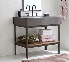 Frances Single Sink Vanity
