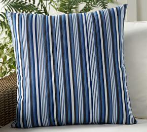Outdoor Maurice Stripe Pillow