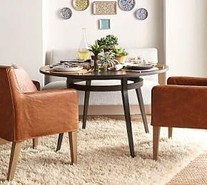 Deanza Pedestal Dining Table