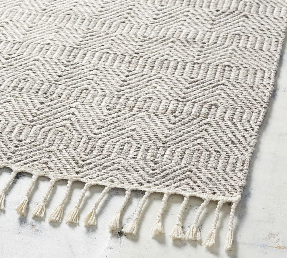 Bartlett Synthetic Rug - Neutral Multi