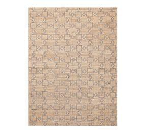 Larissa Natural Fiber Rug - Neutral Multi