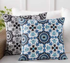 Outdoor Corvara Print Pillow