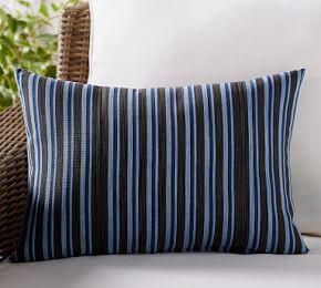 Outdoor Dierdra Stripe Pillow