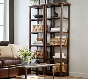Mateo Double Bookcase