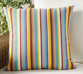Outdoor Paolo Stripe Pillow