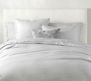 Tencel™ Chambray Duvet Cover