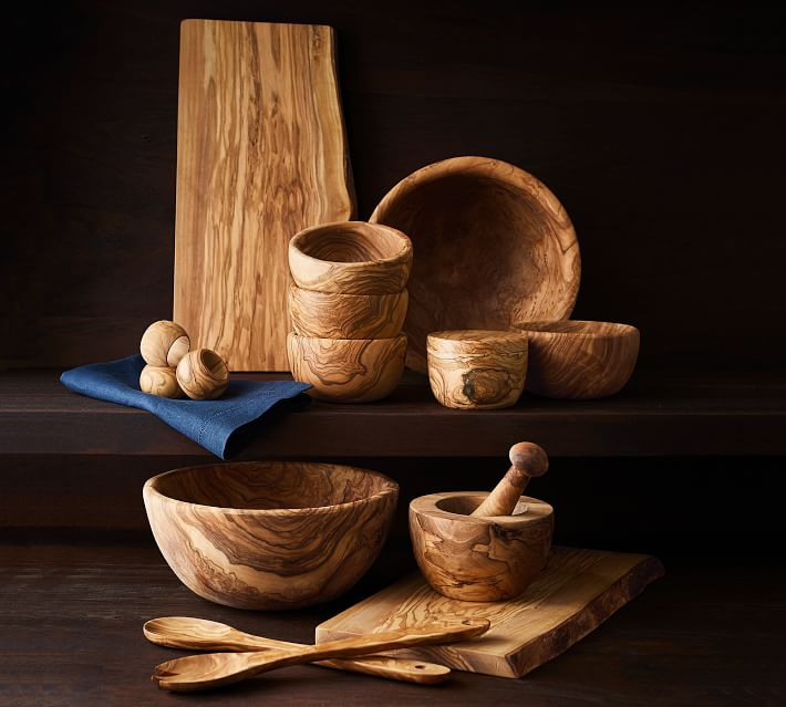 Olivewood Collection