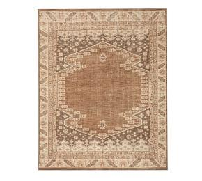 Cleo Hand-Knotted Rug - Neutral Multi