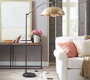 Baldwyn Sectional Floor Lamp