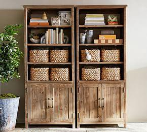 Parker Double Bookcase